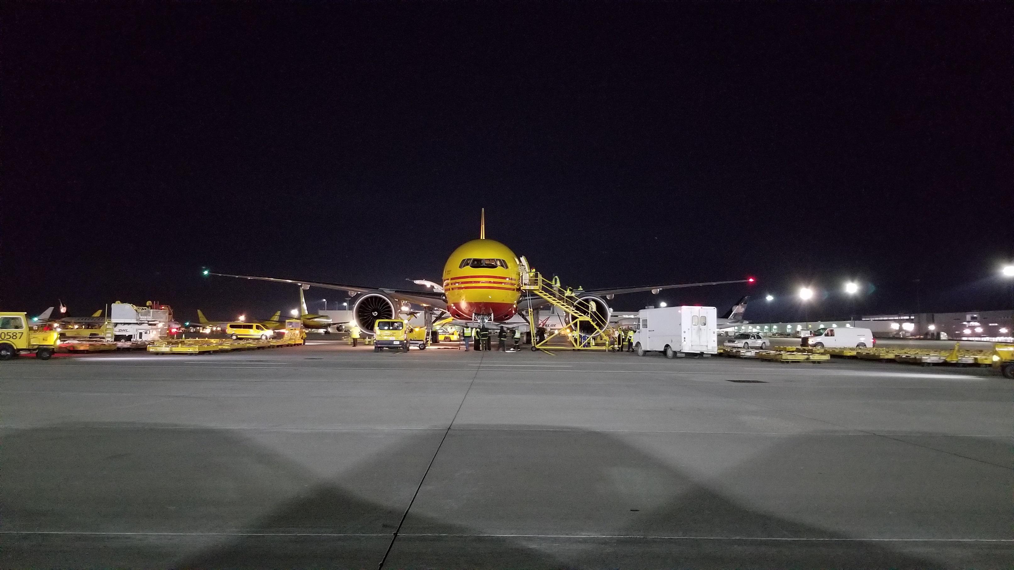 DHL Express se moviliza para dar respuesta a la pandemia en todo el Continente Americano